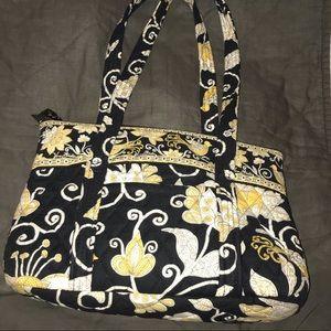 Vera Bradley - Retired Yellow Bird Bag